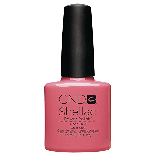 CND Shellac Rose Bud, 1er Pack (1 x 7,3 ml) -