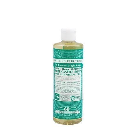 Dr. Bronner Almond Soap 16 Unzen -