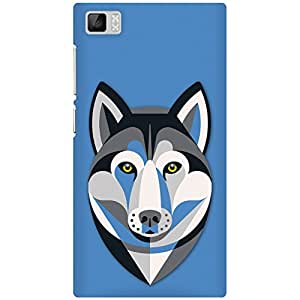 URBAN KOLOURS Original Designer Printed Hard Case Back Cover for Xiaomi Mi 3 (Husky)