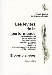 Les leviers de la performance. Etudes pratiques