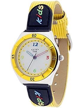 At Time Unisex Kinder-Armbanduhr 454-1805-12