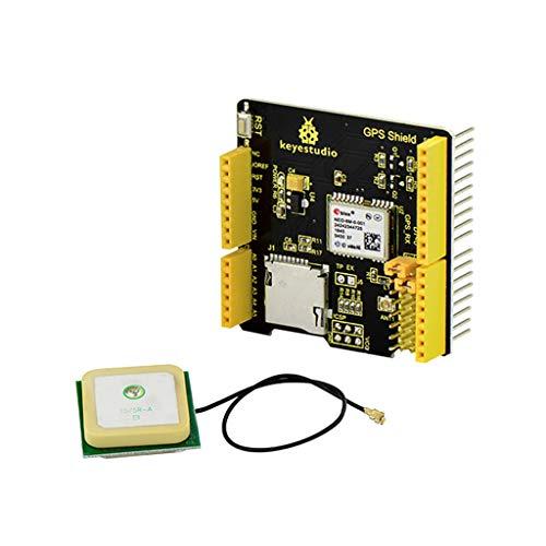 D DOLITY GSM GPRS GPS Module GPS Entwicklungsboard Mit Antennen für Arduino UNO R3