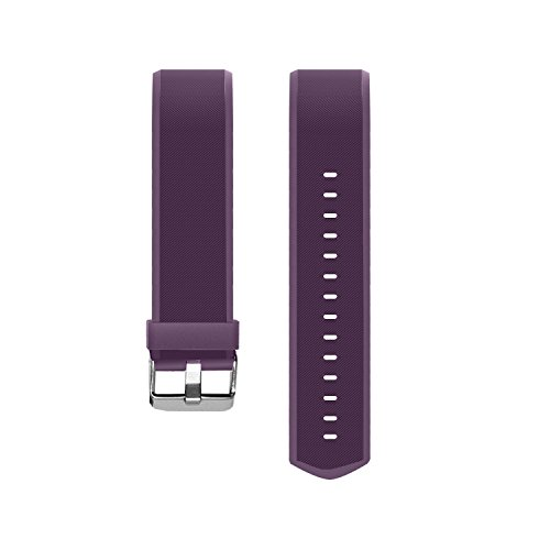 Fitness Tracker Straps Ersatz Armbänder für Vigorun YG3 Plus HR Activity Tracker (Violett)