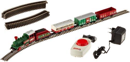 Piko 57080 - H0 Start-Set Weihnachtszug gebraucht kaufen  Wird an jeden Ort in Deutschland