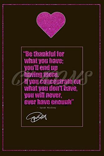 oprah-winfrey-quote-art-stampa-fotografica-no-1-superba-qualit-305x-203cm-a4