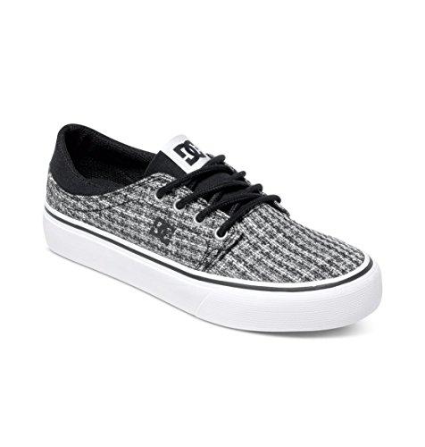 dc-shoes-trase-tx-se-zapatillas-bajas-para-mujer-color-negro-gris-blanco-talla-36