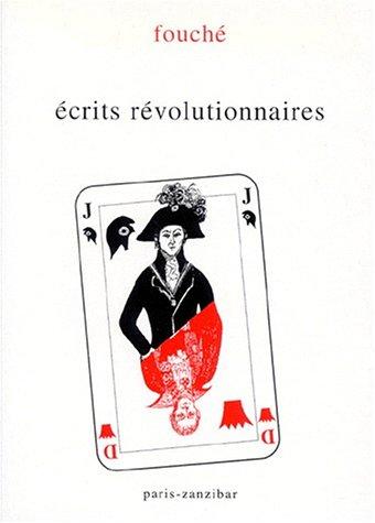 Écrits révolutionnaires Tome 1 : Écrits révolutionnaires