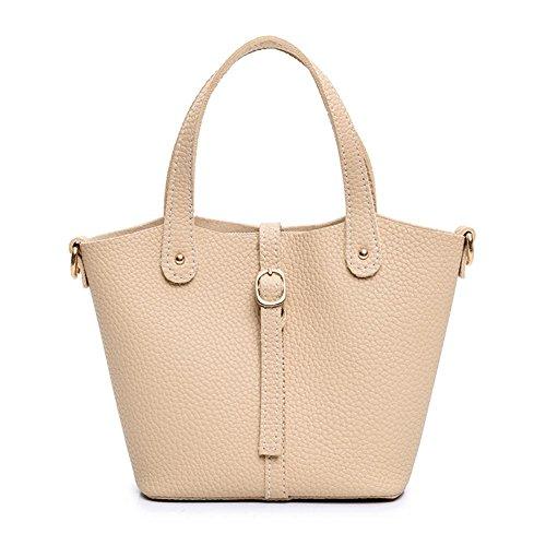 GBT Frauen Handtaschen meters white