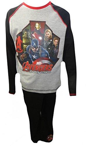 Marvel Avengers Age of Ulton Boy-Pyjamas Alter 7-8 Jahre