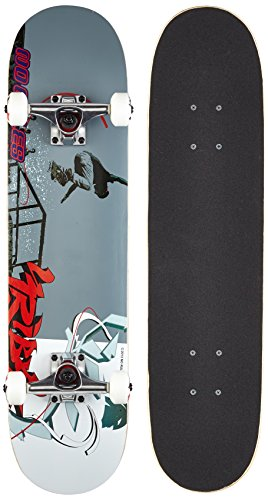 authentic sports & toys GmbH No Rules Skateboard ABEC 5, Vibe