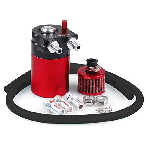 Ben-gi Universal-300ML Auto-Motor Oil Catch Reservoir Entlüfter Kann Zylinder Aluminiumlegierung DIY Zubehör Filter -
