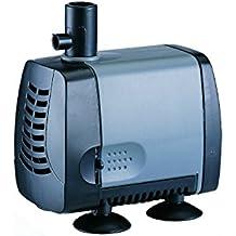 BPS® Pompe Submersible Multifonction pr Aquarium Poisson Fontaine Pompe à l'eau Silencieux 9.4 x 5.7 x 7.5CM BPS-6034