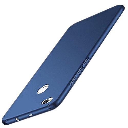 SMTR Huawei P9 lite mini Hülle, Ultra Slim Back Cover Etui Rück Schutzhülle Harte Kunststoff PC Handyhüllen für Huawei P9 lite mini, Blau