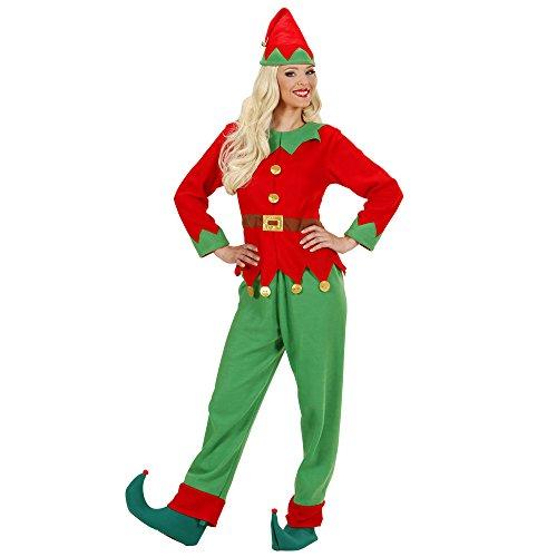 Erwachsenenkostüm Elf Santas Helferin