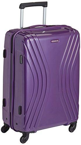 American Tourister Vivotec Spinner 70/26, 4 Ruote, 75 Litri, Purple