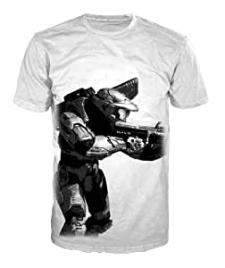 Bioworld Merchandising - Halo 4 T-Shirt Master Chief (S)