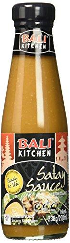 Bali Kitchen Sataysauce, 3er Pack (3 x 230 g)