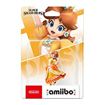 Nintendo 256089 Amiibo Daisy Super Smash Bros. Series Figuren (Nintendo Switch)