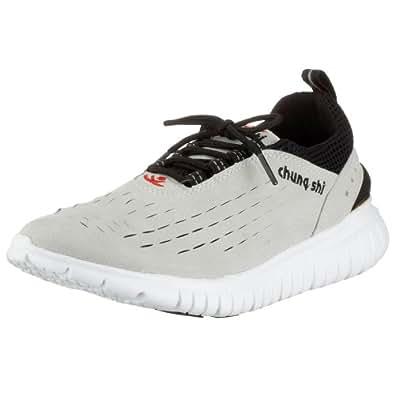 Chung Shi Dux Trainer hellgrau 8800020, Unisex - Erwachsene Sneaker, grau, (grey), 38 EU