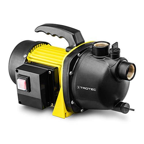 *TROTEC Gartenpumpe TGP 1000 E 1.000 Watt Leistung Förderleistung 3.300 l/h*