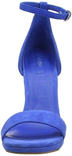 Aldo Elley, Sandali Donna Cinturino Alla Caviglia Blu (bluette / 8)