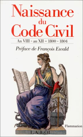 Naissance du Code civil