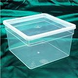 Kunststoff - Stapelboxen 19x19x12 cm