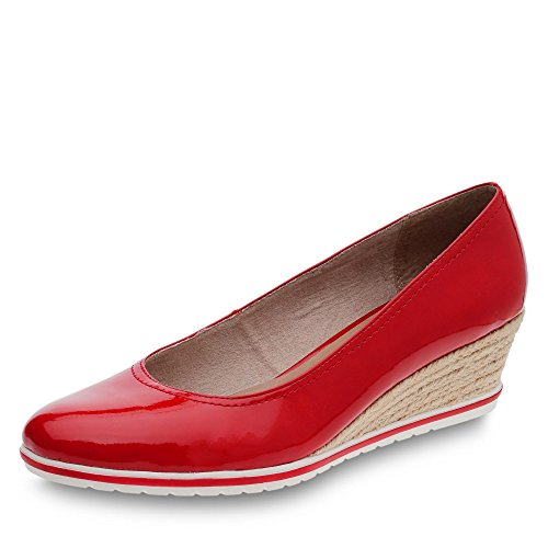 TAMARIS Tamaris Womens Shoe 22441 Chili Rouge