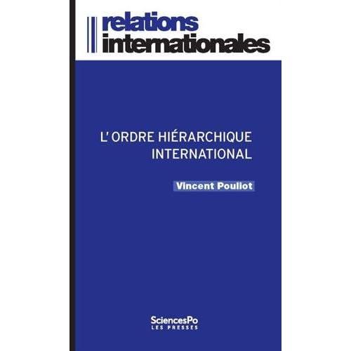 L'ordre hierarchique international