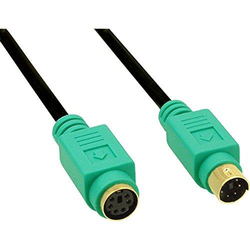 Ps2-maus-tastatur-monitor-kabel (InLine 13345H PS/2 Verlängerung)