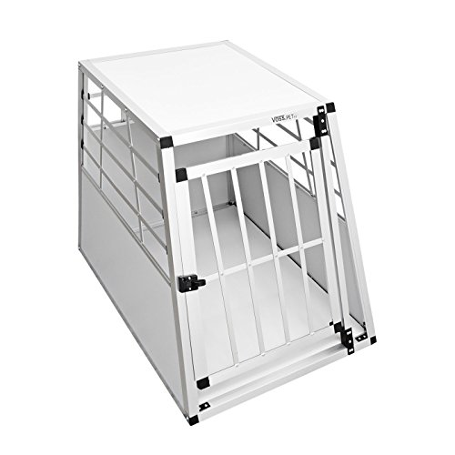 Hundetransportbox VOSS.PET aus Aluminium - Hundebox
