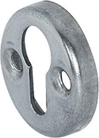 Pack von 2x starke Heavy Duty Flush Schlüsselloch Schlitz Regal