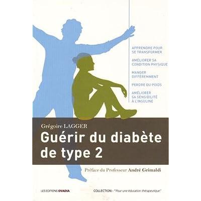 Guérir du diabète type 2