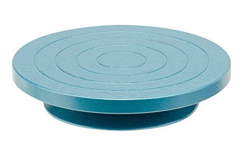 glorex 2262030-tornio e vaso in maiolica da tavolo, diametro ca. 22cm