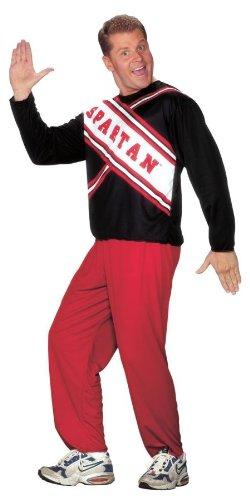 Spartan Cheerleader Male Adult Kostüm (Spartan Cheerleader Kostüm)
