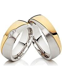 Hochzeitsringe günstig  Suchergebnis auf Amazon.de für: eheringe gold 585er: Schmuck