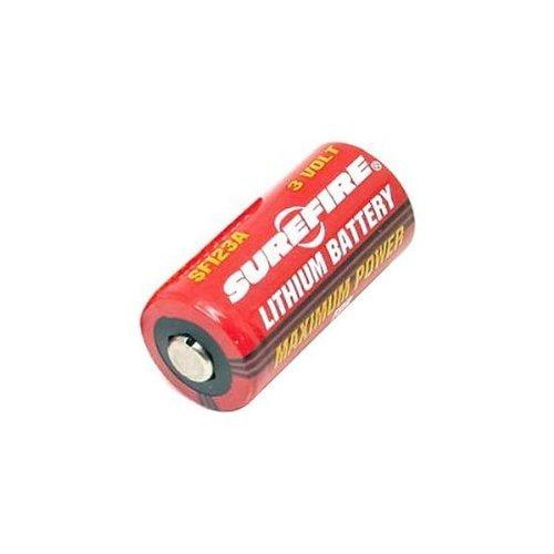 Surefire SF123A Lithium Batterien, 3V, 10Stück Surefire Batterie
