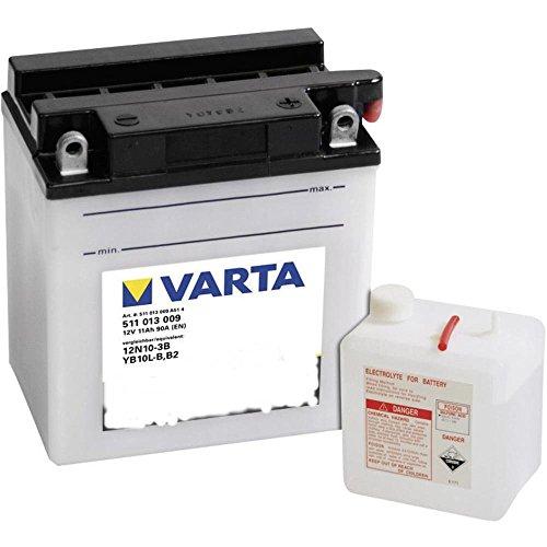 Nickel-eisen-batterie (Varta 511013009A514 Starterbatterie)