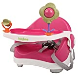 Baybee 2 in 1 Premium Quality Baby Booster Seat Chair with 3 Point Safety Harness (Pink)