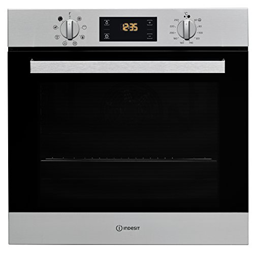 Indesit IFW6340IX A Rated Built-...