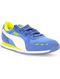 Puma - Cabana Racer - 35637316 - El Color Naranja-Gris-Negro - Talla: 20.0