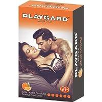Playgard mehr Spiel Packs - Orangen Geschmack Super-punktierte - (Packung mit 2, 20 Kondome) preisvergleich bei billige-tabletten.eu