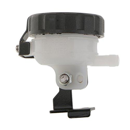 Moto-Freno-Tazza-Di-Olio-Serbatoio-Anteriore-Pompa-Bottiglia-Del-Liquido