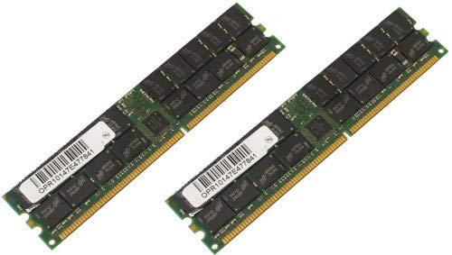 266 Mhz Kit (MICROMEMORY 2 x 2 GB Kit DDR 266 MHz ECC/REG 4 GB DDR 266 MHz ECC-Speicher/RAM (DDR, PC/Server, 2 x 2 GB))