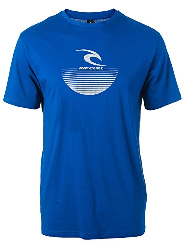 Rip Curl The Corpo T-Shirt True Blue