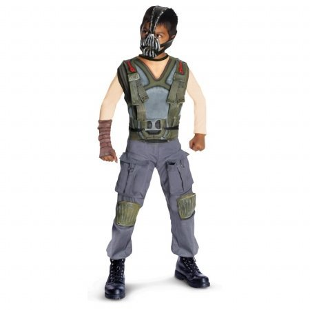 Rubies Kost-me The Dark Knight Rises Deluxe Bane Kinderkost-m Medium - 8-10
