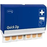 Hartmann Pflasterbox, Spender inkl. 2x 45 Elastic QuickZip Pflastern preisvergleich bei billige-tabletten.eu