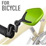 """Magazi bar end rétroviseurs de guidon 7/8""""Petal vert pour vélo MTB mountain bike road bike BMX"""