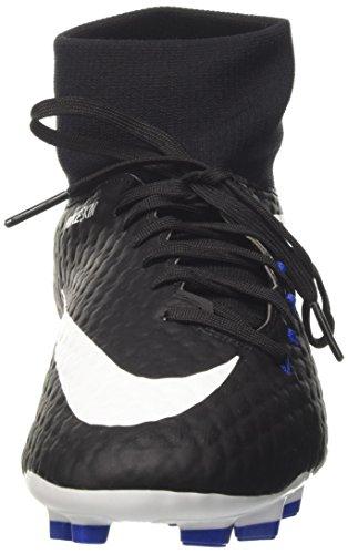 Phelon Herren DF Schwarz Fußballschuhe Hypervenom Nike Noir FG 3 Blanc qEF1wxP