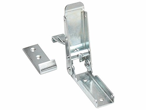 Spannverschluss Verstellbar Kistenverschluss 108 -130 x 16 mit Gegenhaken Gerade - 2